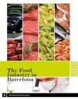 A Study on Food Industry in Barcelona