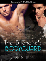 The Billionaire's Bodyguard