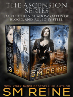 The Ascension Series, Books 1-3