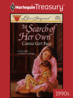 In Search of Her Own