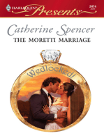 The Moretti Marriage