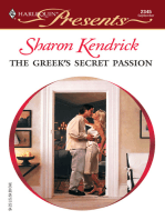 The Greek's Secret Passion