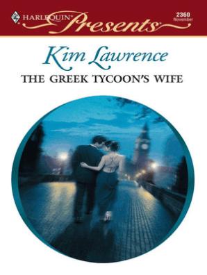 The Greek Tycoon's Wife by Kim Lawrence - Read Online