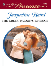 The Greek Tycoon's Revenge by Jacqueline Baird - Book - Read Online