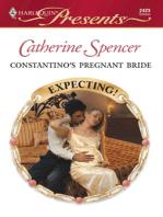 Constantino's Pregnant Bride