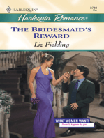 The Bridesmaid's Reward