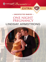 One Night Pregnancy