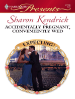 Accidentally Pregnant, Conveniently Wed