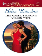 The Greek's Bought Wife by Helen Bianchin - Book - Read Online