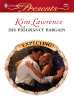 His Pregnancy Bargain