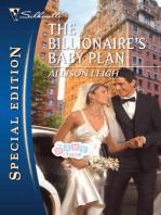The Billionaire's Baby Plan