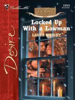 Locked Up with a Lawman