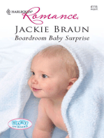 Boardroom Baby Surprise