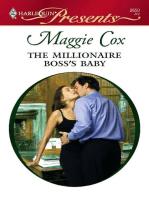 The Millionaire Boss's Baby