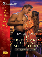His High-Stakes Holiday Seduction
