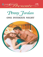One Intimate Night
