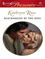 Blackmailed by the Boss