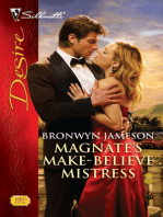 Magnate's Make-Believe Mistress