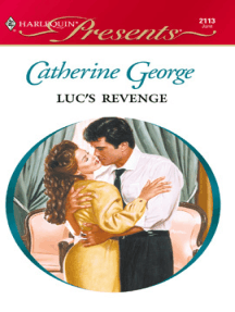 Luc S Revenge By Catherine George Book Read Online border=