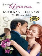 His Miracle Bride