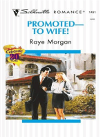 Promoted--To Wife!