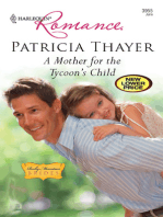 A Mother For The Tycoon's Child: A Single Dad Romance