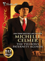 The Tycoon's Paternity Agenda