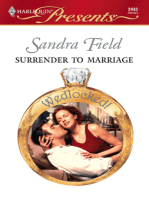 Surrender to Marriage