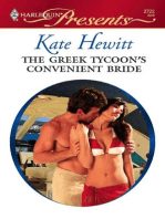 The Greek Tycoon's Convenient Bride