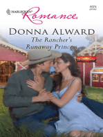 The Rancher's Runaway Princess