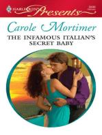 The Infamous Italian's Secret Baby