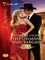 The Oilman's Baby Bargain