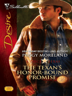 The Texan's Honor-Bound Promise