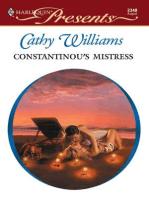 Constantinou's Mistress
