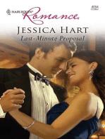 Last-Minute Proposal