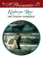 The Italian Marriage