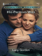 His Pretend Wife