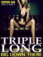 Triple Long (Big Down There Series 5, Book 2)
