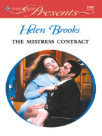The Mistress Contract
