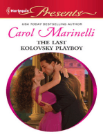 The Last Kolovsky Playboy