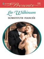 Substitute Fiancee