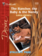 The Rancher, the Baby & the Nanny