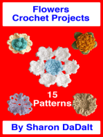 Flowers Crochet Project