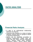 Limitation of Ratio Analysis