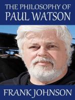 The Philosophy of Paul Watson
