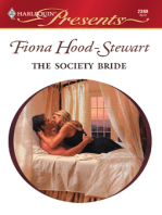 The Society Bride