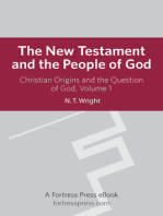 New Testament People God V1