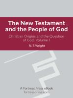 New Testament People God V1
