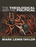 The Theological and the Political