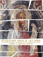 Studying Paul's Letters